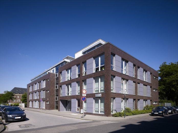 Zentralgebäude Josefs-Gesellschaft. Bild: Josefs Gesellschaft