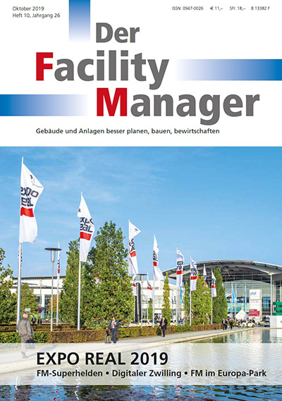 Der Facility Manager 10/2019