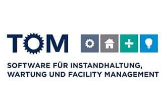 TOMapp – Software für Instandhaltung und Facility Management