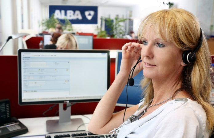 Alba betreibt das Call-Center der Gesobau. Bild: Alba Group