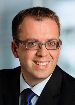 Thomas Bender als neuer stellvertretender Vorsitz. Bild: CAFM Ring e. V.