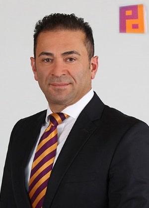 Mahmut Tümkaya ist neuer Vorsitz im CAFM Ring. Bild: CAFM Ring e. V.