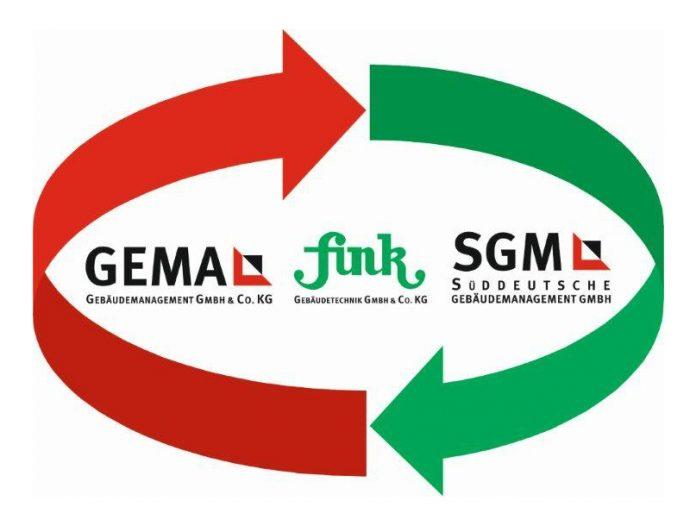 Gimv, GEMA Gebäudemangement, Fink Gebäudetechnik, Köberl