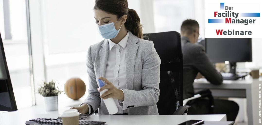 Webinar Arbeitsschutz in Corona-Zeiten