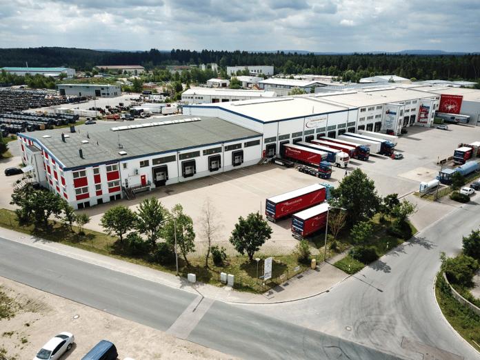 Dorfner übernimmt die Unterhaltsreinigung der Heinloth Holding in Roth. Bild: Heinloth Holding