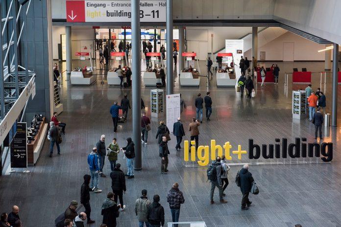Die L+B findet erst wieder 2022 in Frankfurt statt. Bild: Messe Frankfurt Exhibition GmbH/P. Welzel