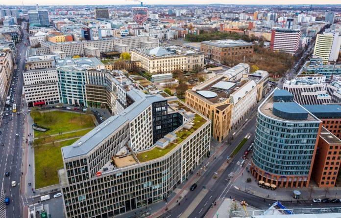 Blick auf den Potsdamer Platz in Berlin. Bild: othman/stock.adobe.com