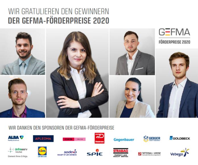 GEFMA-Förderpreis 2020 Preisträger