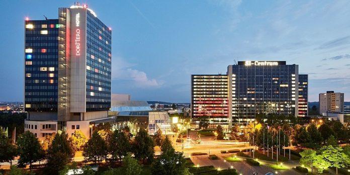 Seit 2004 versorgt Spie das SI-Centrum in Stuttgart mit Energie. Bild: SI-Centrum Stuttgart