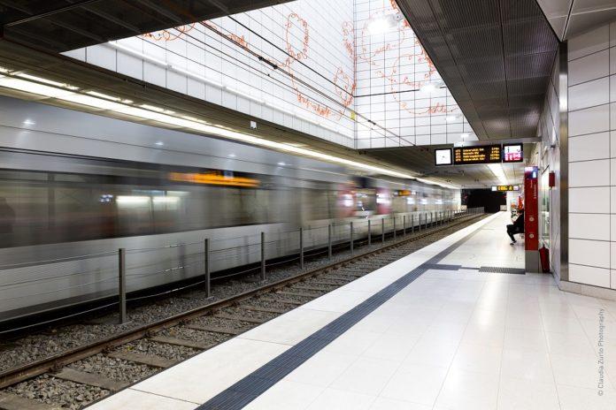 Klüh übernimmt die Sicherheit an der Düsseldorfer Wehrhahnlinie. Bild: Claudia Zurlo Photography