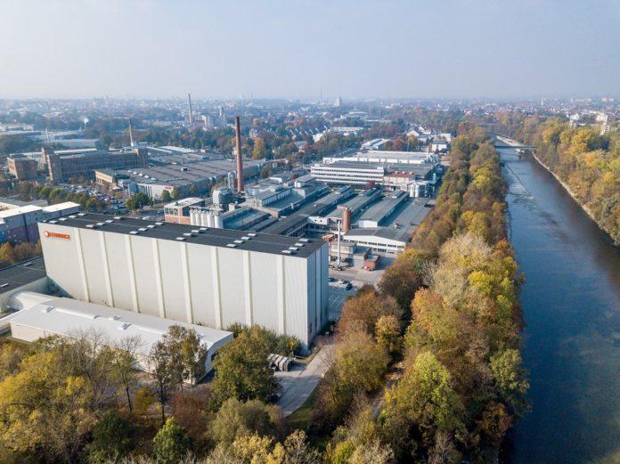 Das Leuchtwerk Augsburg. Bild: JonesLangLaSalle