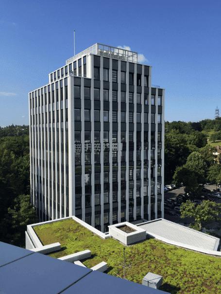 Die Büroimmobilie Stuttgarter Tor wird von GGM betreut. Bild: Arminius Group