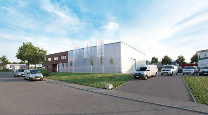 Unternehmenssitz der Firma Wölpper in Kirchheim unter Teck. Bild: M. Heyde
