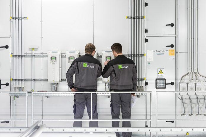 Die Wisag übernimmt für fünf Jahre das technische Gebäudemanagement bei Henkel. Bild: Wisag Industrie Service Holding