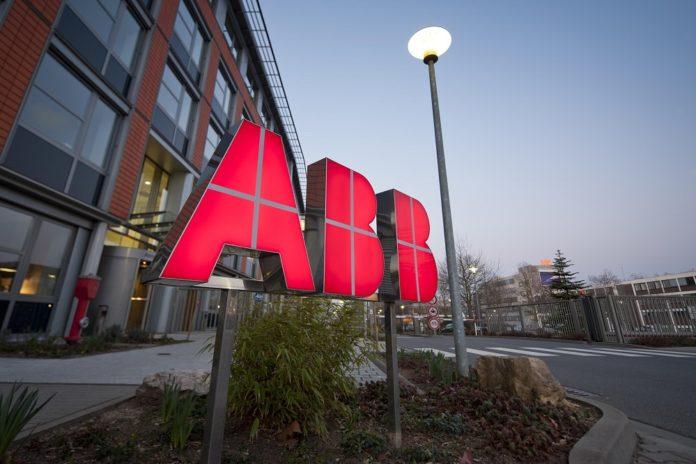 Die ABB-Zentrale in Mannheim. Bild: ABB