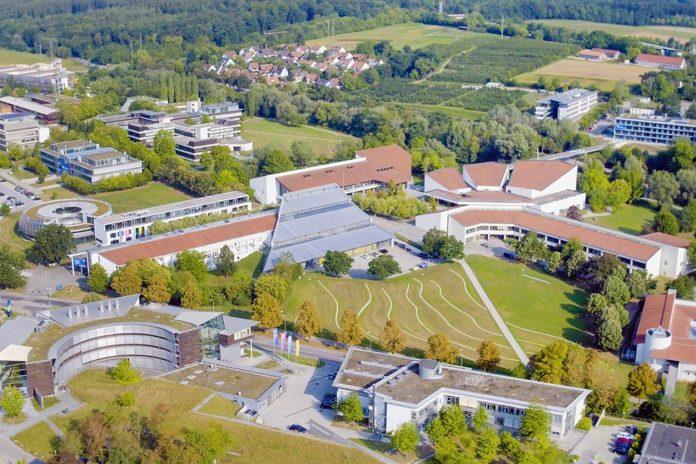 Luftbild des Campus Weihenstephan in Freising. Bild: TUM