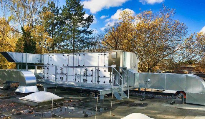 Spie hat mit der Stadt Korschenbroich einen Energiespar-Vertag abgeschlossen. Bild: Spie