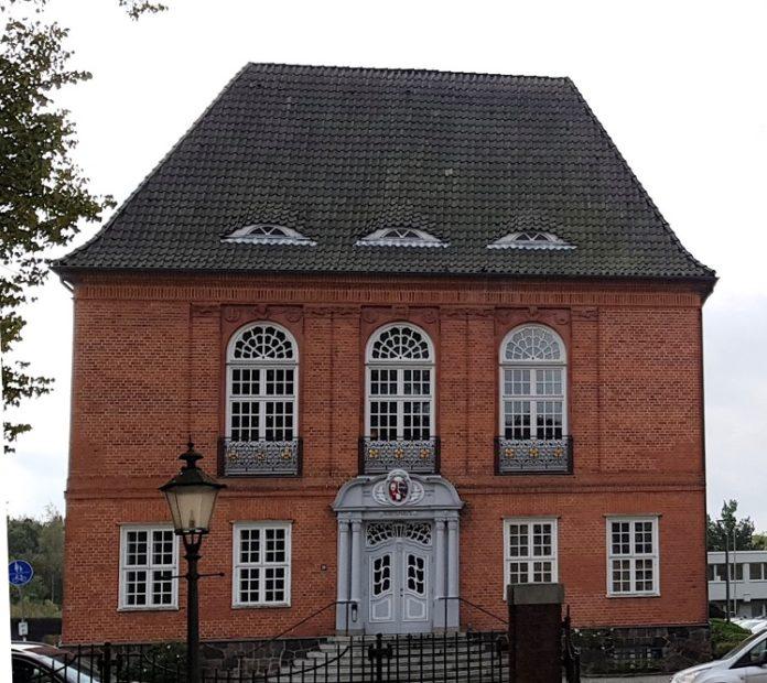 Das Kreishaus in Bad Segeberg ist Teil des Energiemonitorings. Bild: Energiezentrale Nord