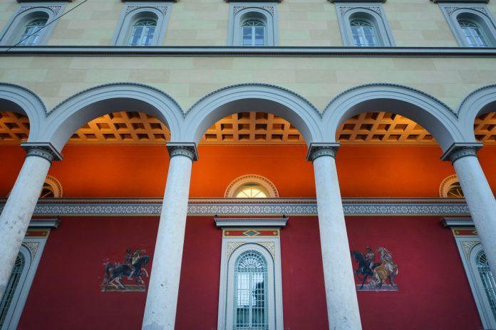Das Palais in München wird vielfältig genutzt. Bild: Wisag.