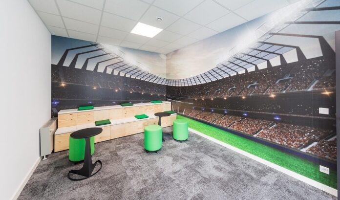 MEC startet mit neuen Arbeitswelten in seiner neuen Zentrale. Bild: MEC/pro m2