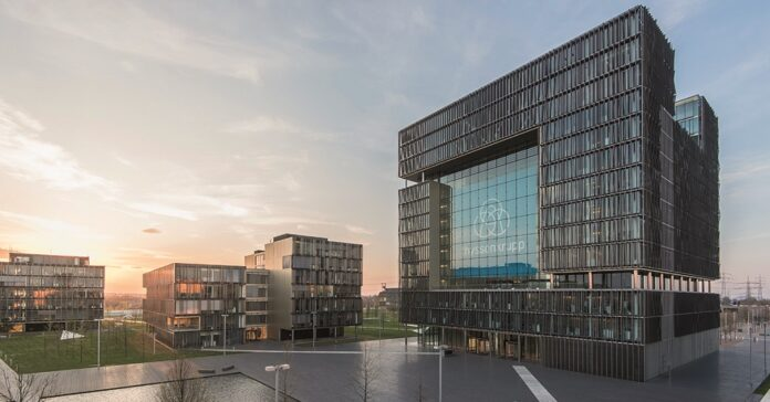 Das Thyssenkrupp Headquarter in Essen. Bild: Thyssenkrupp AG