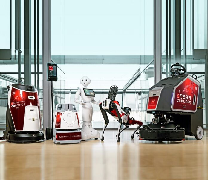 Dussmann hat das Jahr 2020 genutzt, um das Unternehmen von innen zu renovieren. Bild: Dussmann/Kay Herschelmann