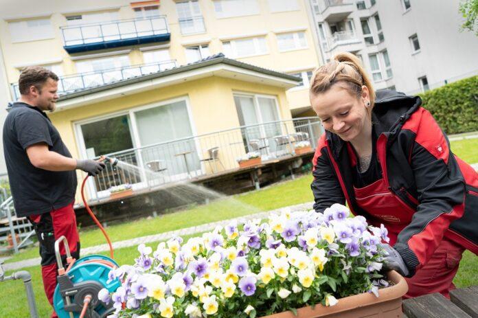Dussmann spendet Reinigungsdienstleistungen in Einrichtungen für Kinder und Jugendliche. Bild: Dussmann Service