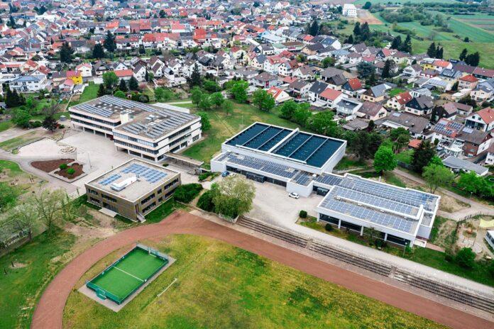 Engie hat ein Energiespar-Contracting an einer badischen Gemeinschaftsschule installiert. Bild: Engie Deutschland