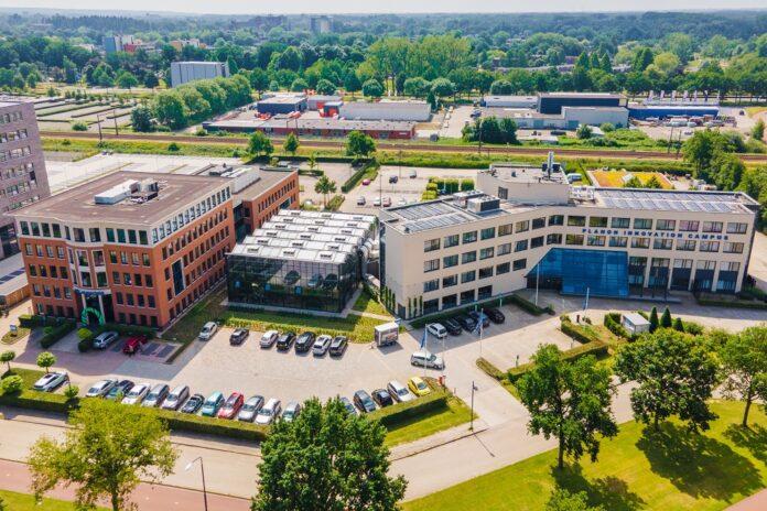 Planon hat seinen Hauptsitz mit dem Umbau des Nachbargebäudes zum Innovation Campus erweitert. Bild: Planon