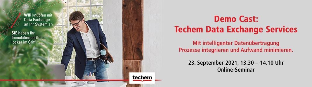Techem Demo Cast