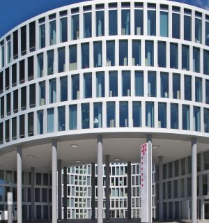 Strabag wurde mit Leistungen im Auge von Darmstadt beauftragt. Bild: Hochtief Projektentwicklung