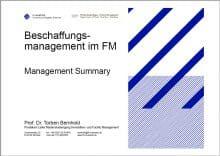 Beschaffungsmanagement im FM - FH Münster