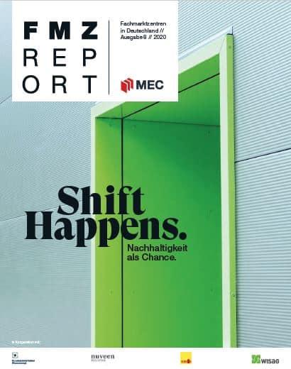 Nachhaltigkeit in Fachmarktzentren: FMZ-Report