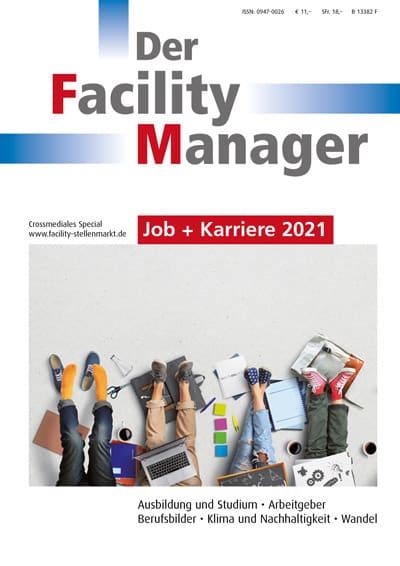 Sonderheft: Job & Karriere im FM 2021