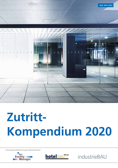 Sonderheft: Zutritt-Kompendium 2020